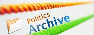 Politics Archive